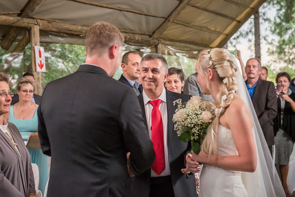 wedding ceremony photos