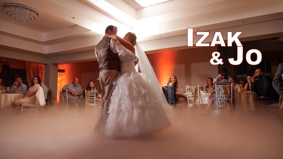 Izak and Jo's Wedding at Glenburn Lodge