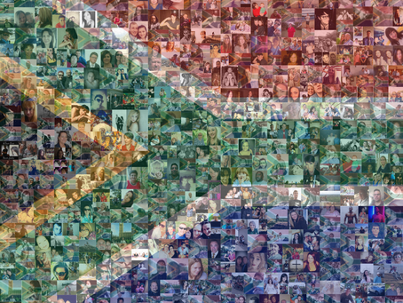 SA Flag Support | Viral Post