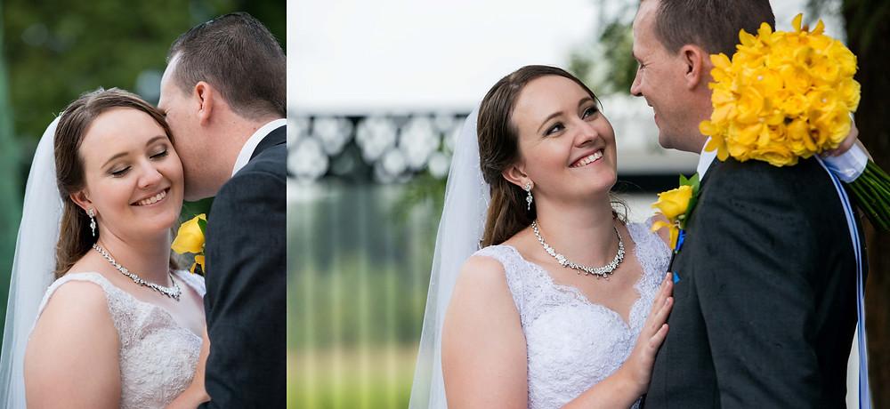 precious wedding photos