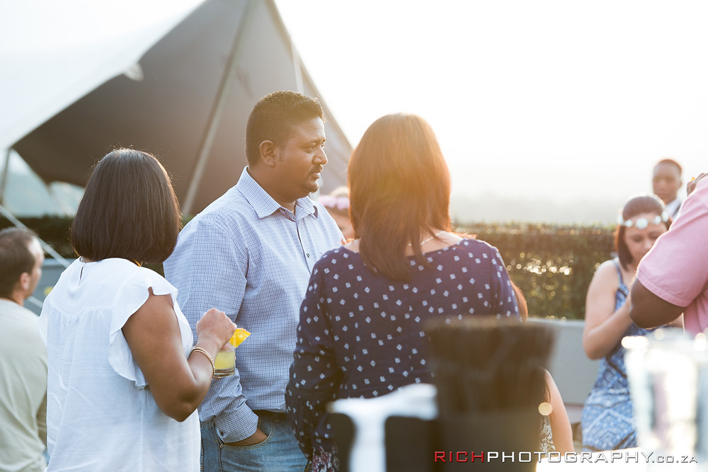 sunset rooftop events