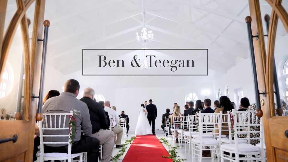 Ben and Teegans Wedding Video