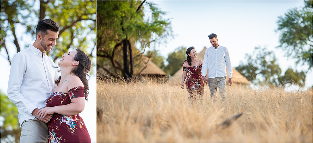 engagement shoots in Johannesburg