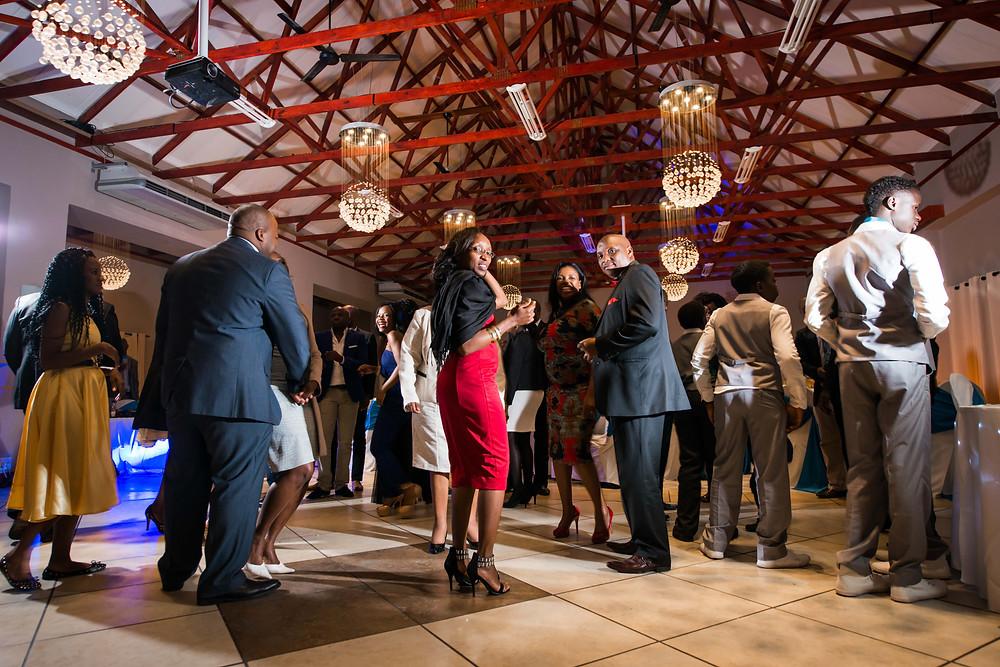 wedding parties at Zulu Nyala