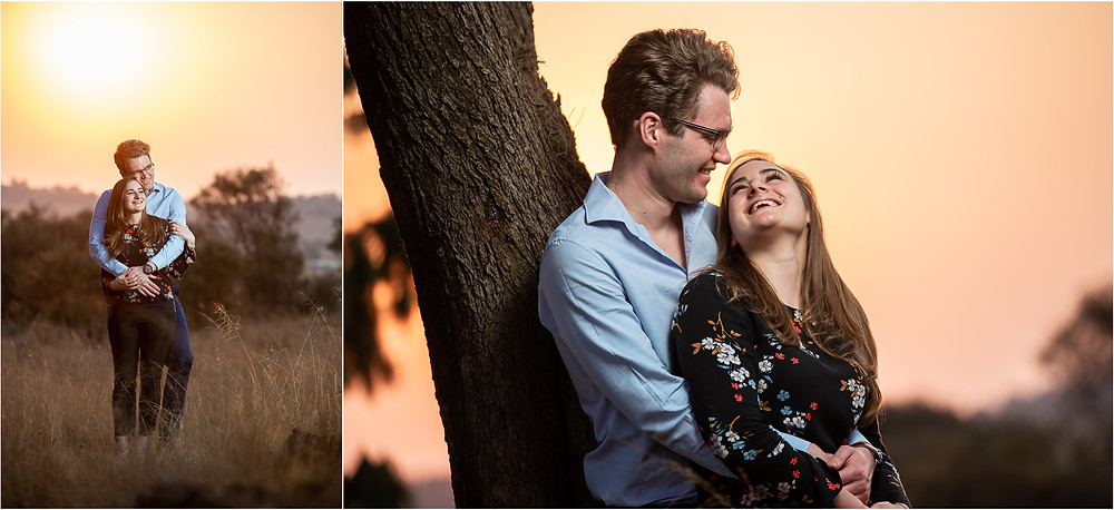 Gerhard and jess sunset pre wedding photo shoot