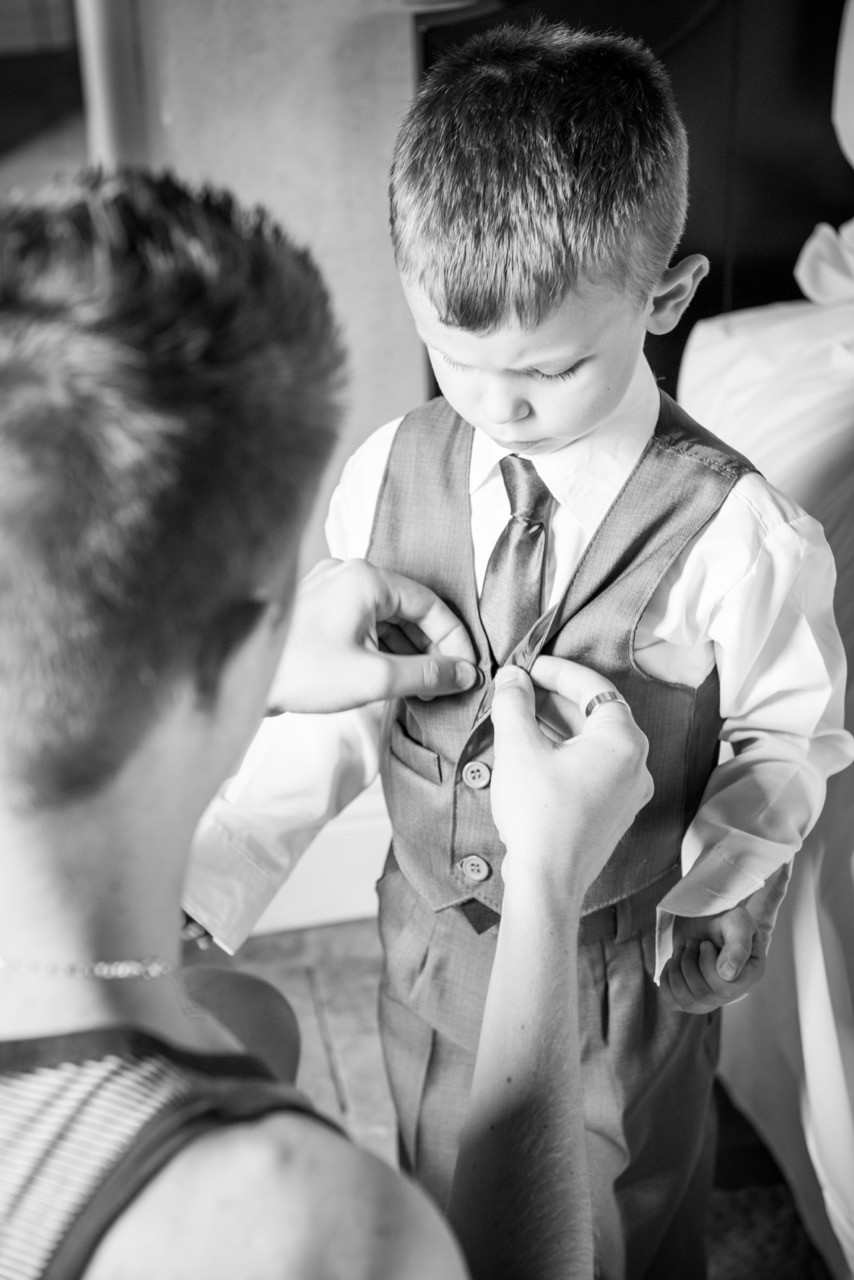 Ring bearer outifts