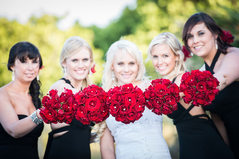 wedding boquet johannesburg