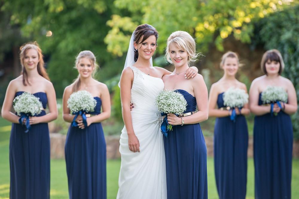 Bridesmaids dresses Johannesburg