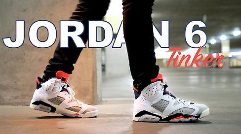 Nike Air Jordan Product Video