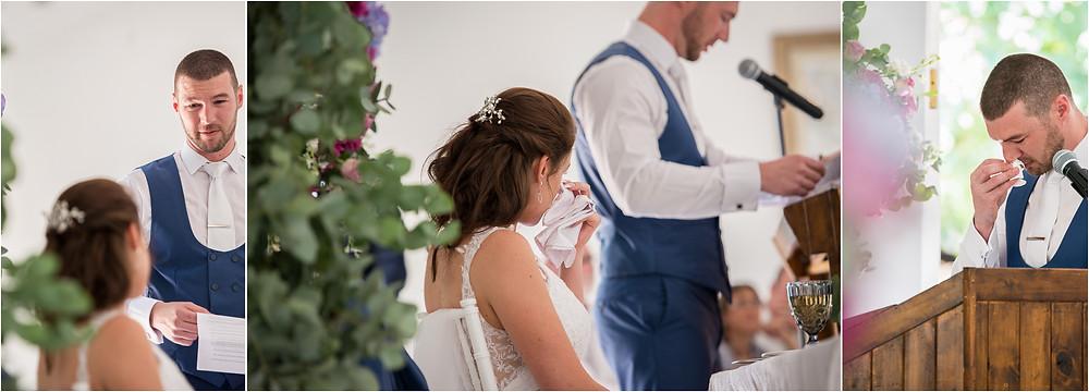 groomsmen speech at Hertford Lodge