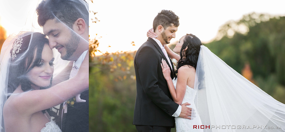 intimate wedding moments