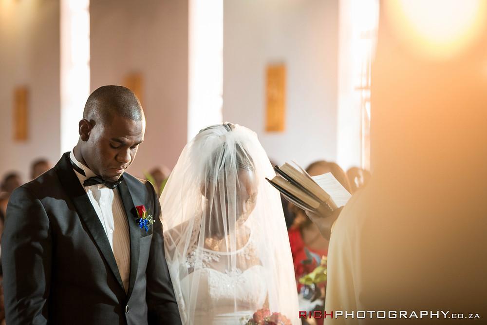 johannesburg wedding ceremony
