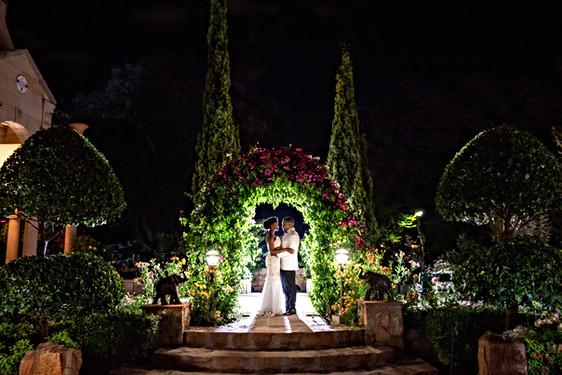 night shoot at shepstone gardens