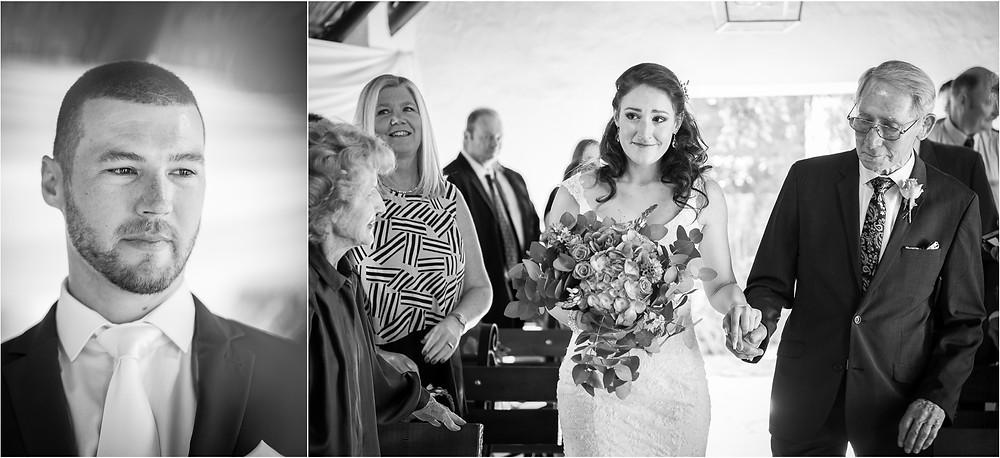 wedding photographers at Hertford Lodge