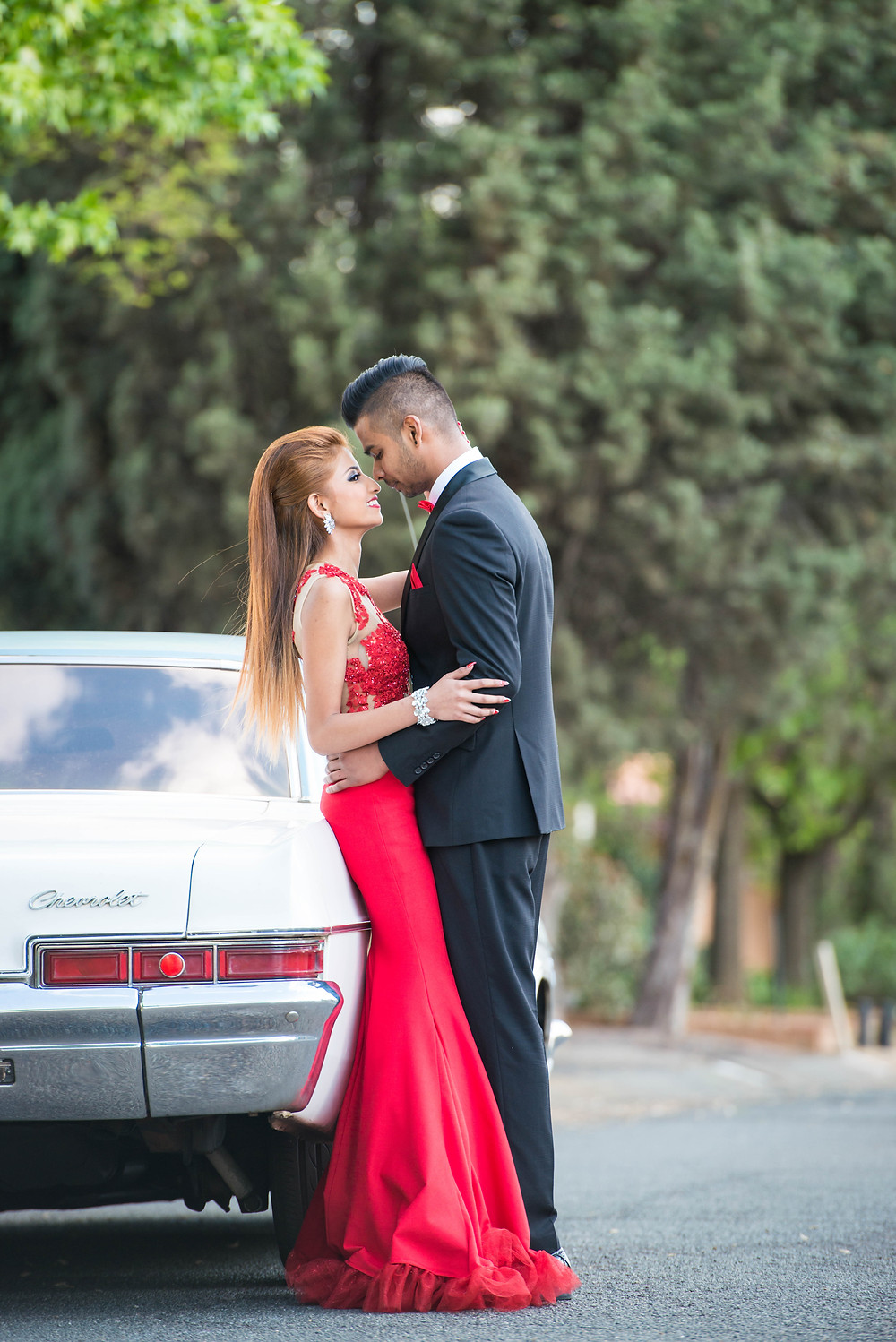 chevy impala matric farewell