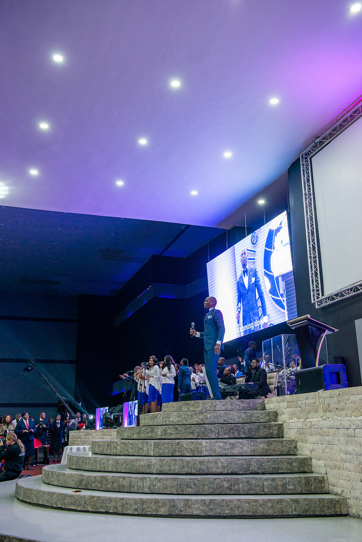 Johannesburg event photos