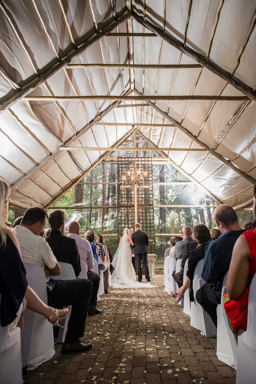 wedding chapel at Forest Walk