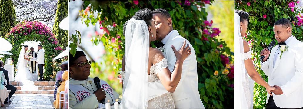 wedding photos at shepstone gardens