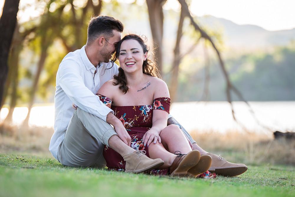 couple shoot Krugersdorp