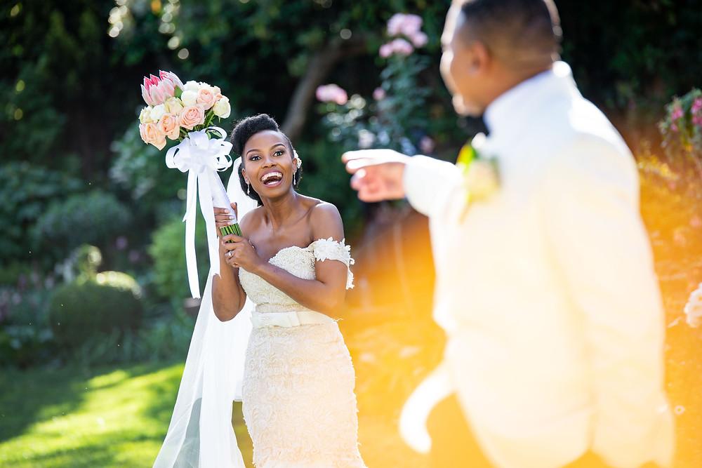 natural wedding photos at shepstone gardens