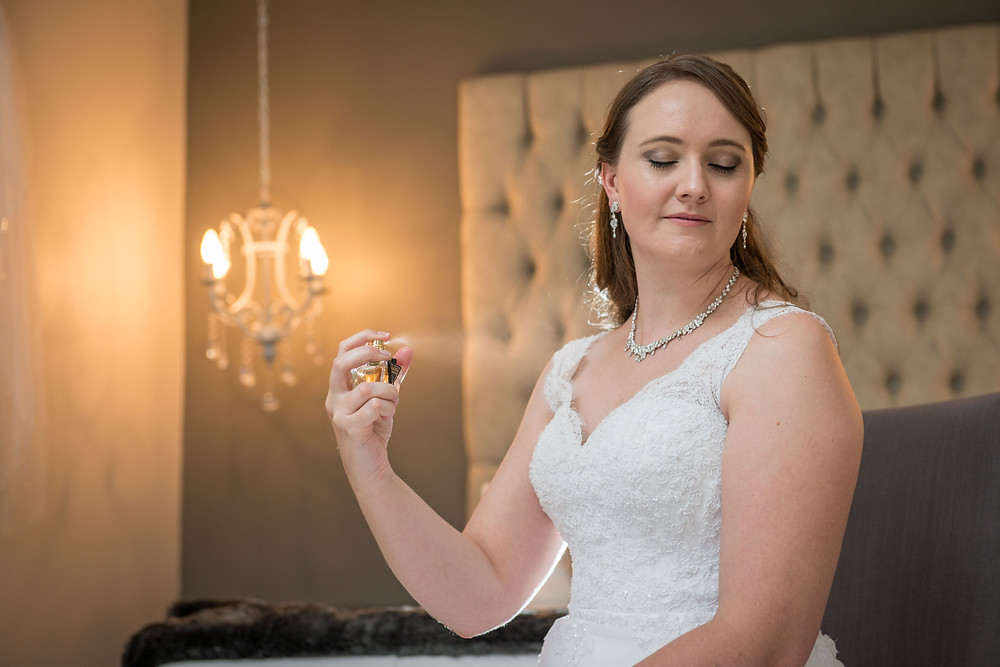 bridal perfume shots