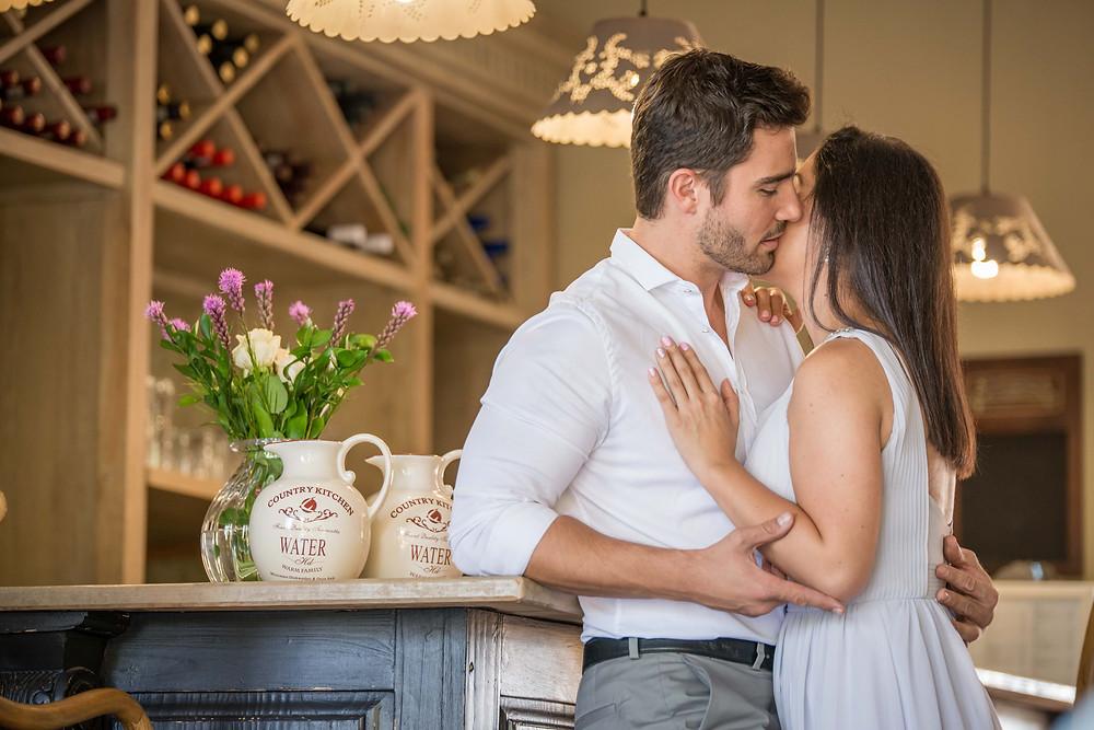 gorgeous couple shoot