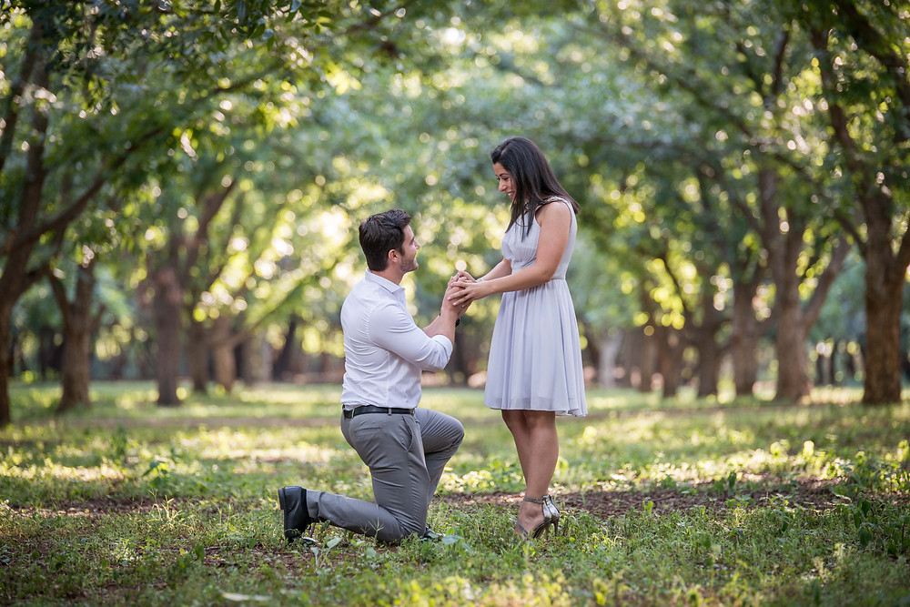 real proposal photography