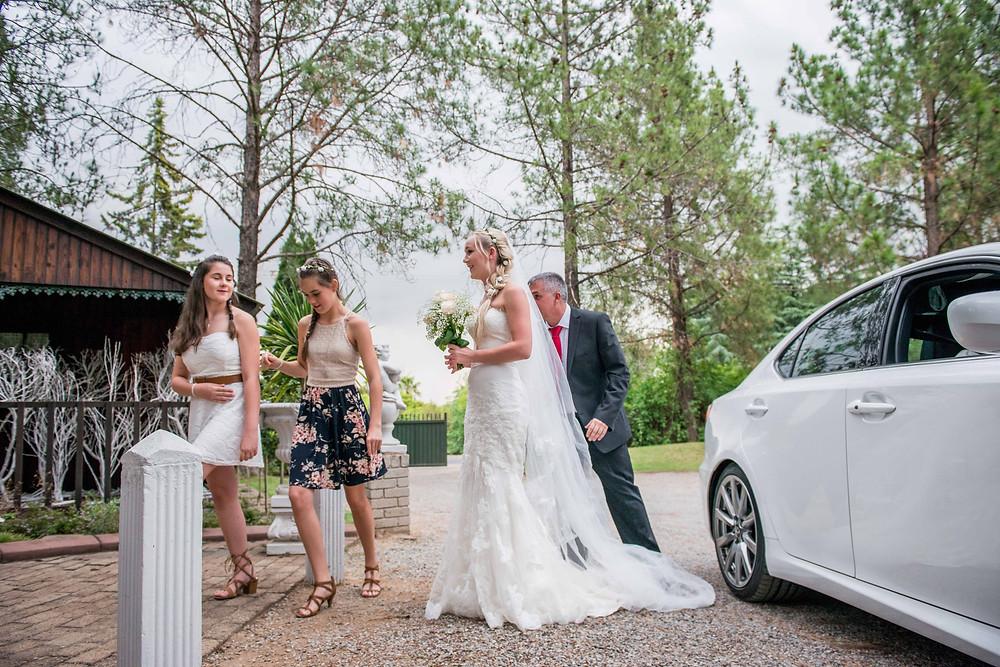 Forest Walk wedding venue