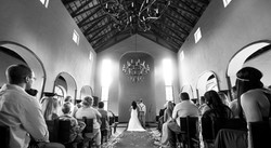 moon and sixpence wedding photograph