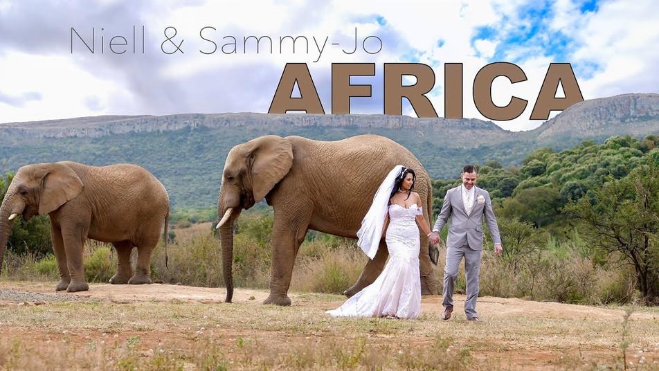 Wedding Videography at Askari Game lodge
