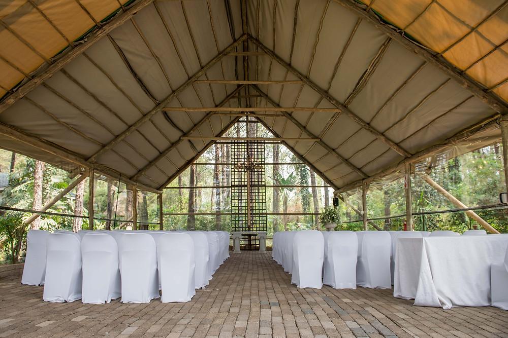 Forest Walk chapel
