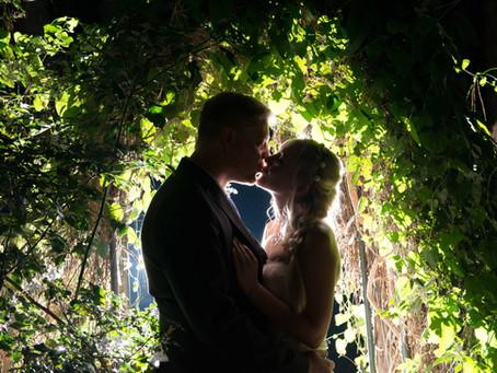 Jason and Samanthas Wedding   Forest Walk Venue