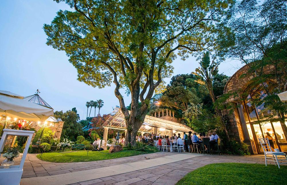 Shepstone Gardens venue