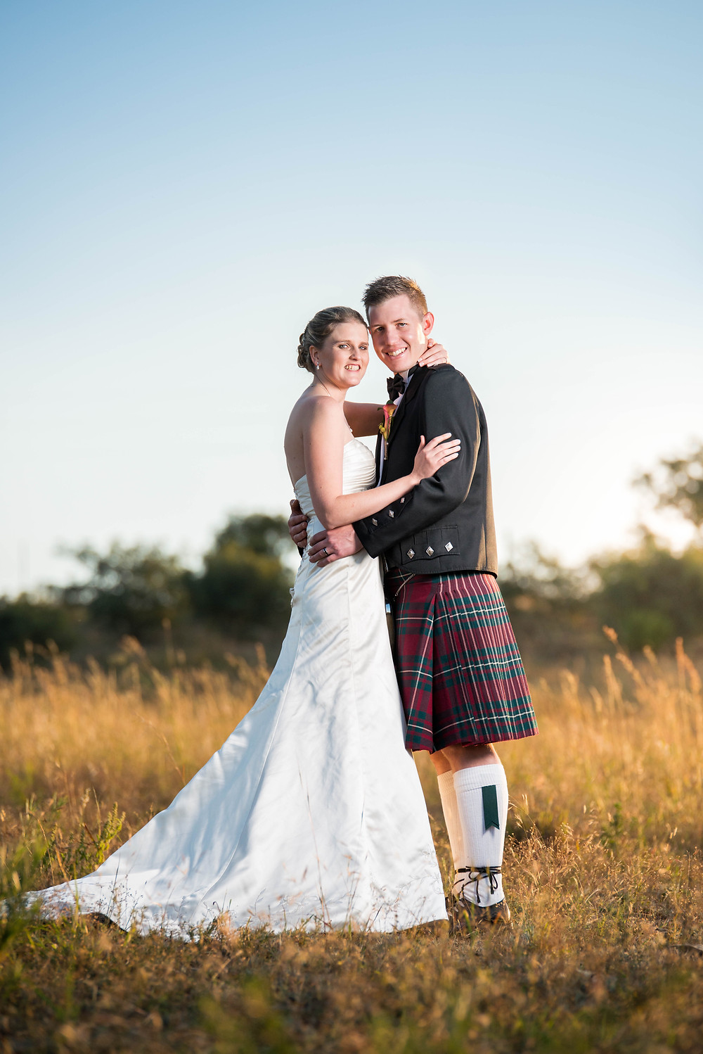 professional wedding photography in Johannesburg