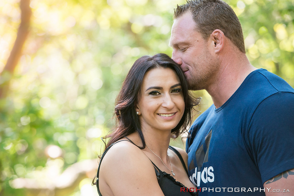 Pre-wedding and engagement sessions