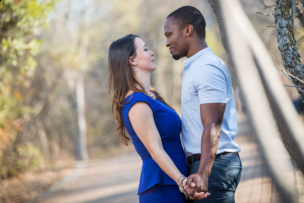 Engagement session with Jade and Diliza