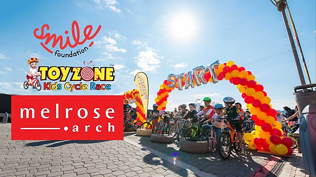 Merlose Arch Cylce Race