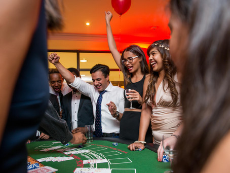 Akshav's Casino Themed 21st | The Wanderers Club