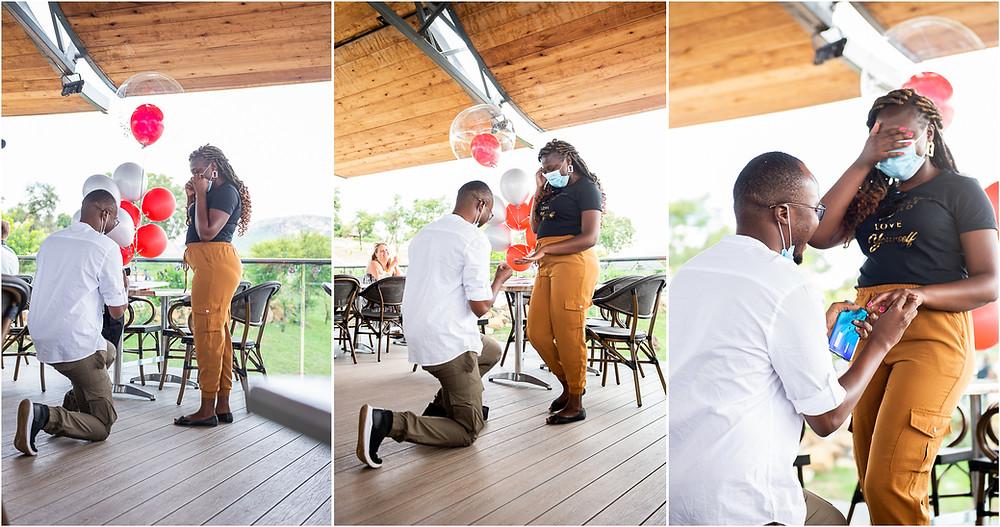 real proposal photos