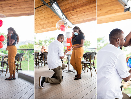 Another Real Proposal | Cradle Moon Game Lodge