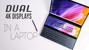 The ASUS Zenbook ProDuo UX581 | Creator Laptop Review