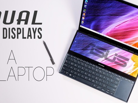 The ASUS Zenbook ProDuo UX581   Creator Laptop Review
