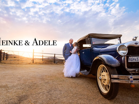 Heinke and Adele's Wedding Video | The Stone Cellar
