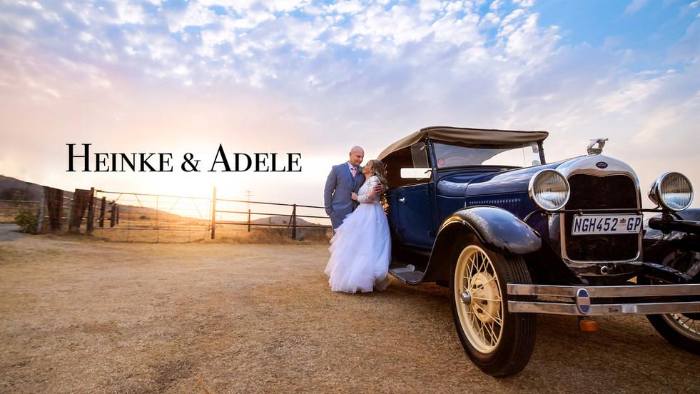 Heinke and Adele's Wedding Video