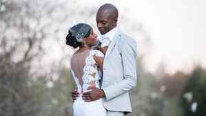 Derick and Patience Wedding at Zulu Nyala