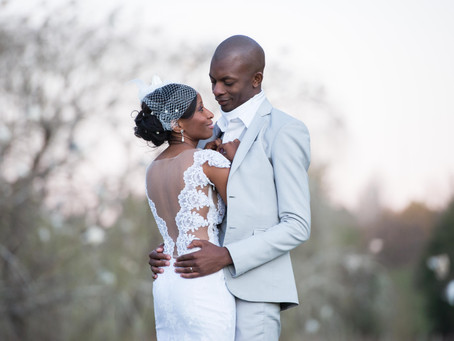Derick and Patience Wedding at Zulu Nyala