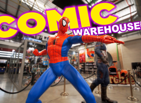 South Africas Largest Comic Warehouse!