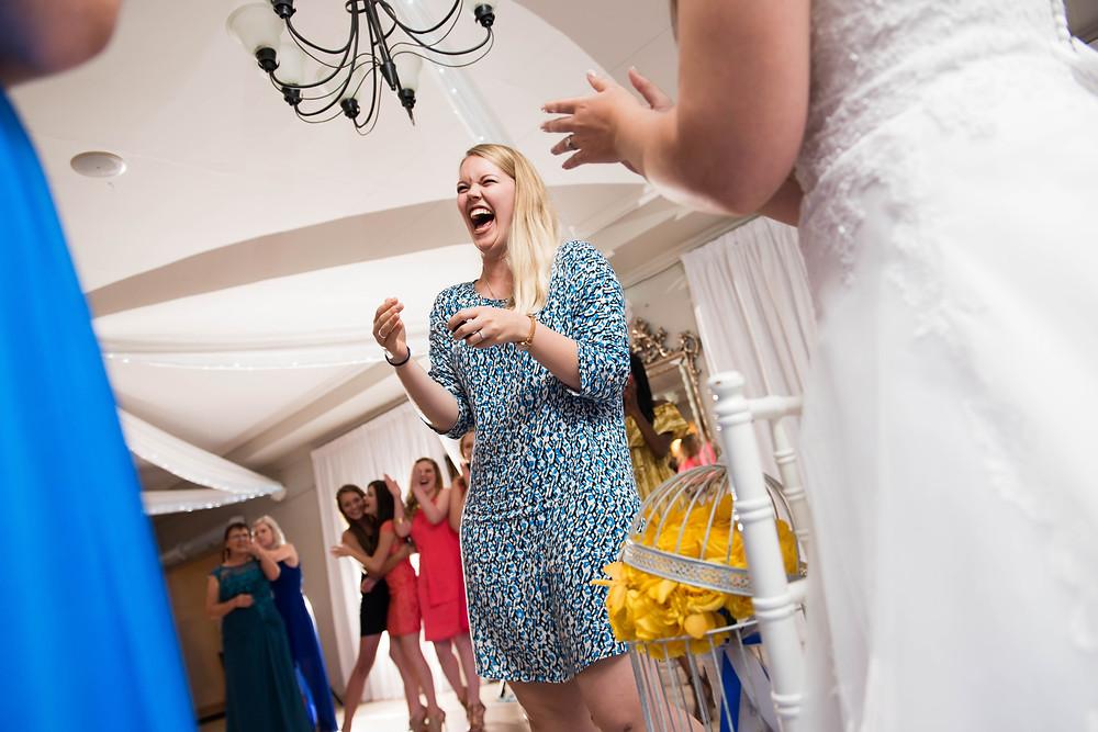 wedding boquet games