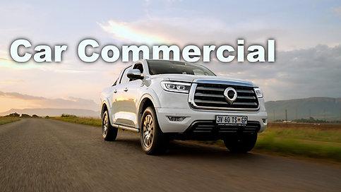 Car Commercial GWM P-Series