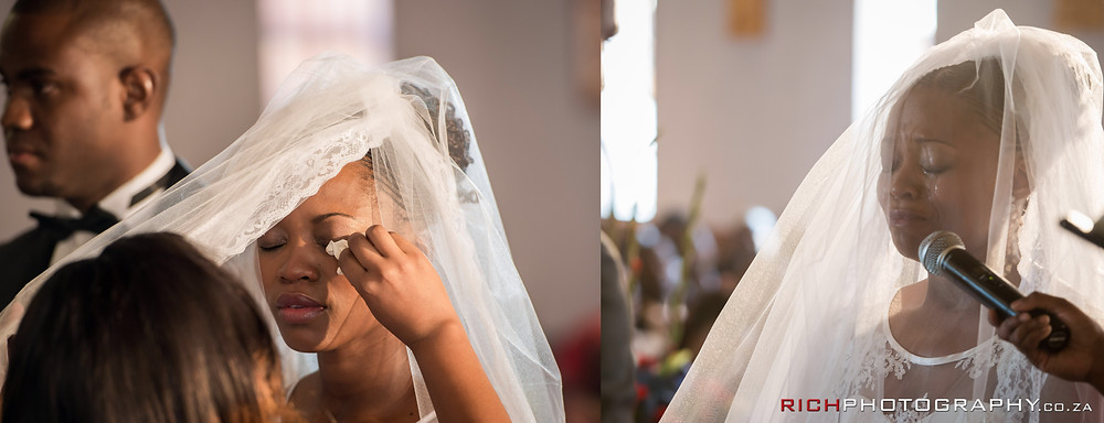 wedding tears captured by johannesburg wedding photographers